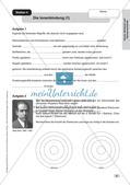 Arbeitsblätter und Schülerexperiment zu Atomen und Molekülen Preview 8