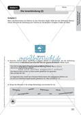Arbeitsblätter und Schülerexperiment zu Atomen und Molekülen Preview 9