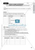 Arbeitsblätter und Schülerexperiment zu Säuren und Laugen Preview 6