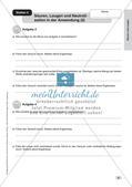 Arbeitsblätter und Schülerexperiment zu Säuren und Laugen Preview 7