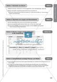 Arbeitsblätter und Schülerexperiment zu Säuren und Laugen Preview 9