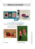 Gestalten mit Stoff und Wolle: Dekorationen Preview 3