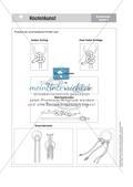 Gestalten mit Stoff und Wolle: Dekorationen Preview 7