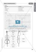 Musik an Stationen: Stimme und Instrumente Preview 17