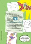 Gestalten im Themenfeld Monster: Drucken und Porträt Preview 9