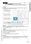 Stationenlernen Mathematik: Quadratische Funktionen Preview 10