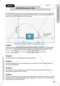 Stationenlernen Mathematik: Quadratische Funktionen Preview 11