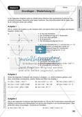Stationenlernen Mathematik: Quadratische Funktionen Preview 12