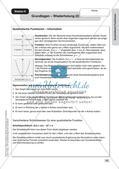 Stationenlernen Mathematik: Quadratische Funktionen Preview 13