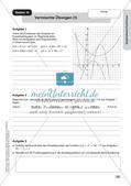 Stationenlernen Mathematik: Quadratische Funktionen Preview 15