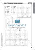 Stationenlernen Mathematik: Quadratische Funktionen Preview 18