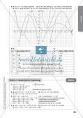Stationenlernen Mathematik: Quadratische Funktionen Preview 20