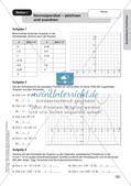 Stationenlernen Mathematik: Quadratische Funktionen Preview 5