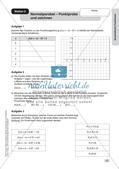 Stationenlernen Mathematik: Quadratische Funktionen Preview 6