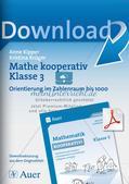 Mathematik kooperativ: Orientierung im Zahlenraum bis 1000 Preview 1