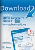 Mathematik kooperativ: Rechnen im Zahlenraum bis 1000 Preview 1