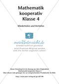 Mathematik kooperativ: Wiederholen und Vertiefen Preview 2