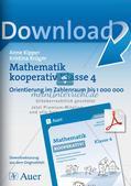 Mathematik kooperativ: Orientierung im Zahlenraum bis 1 000 000 Preview 1