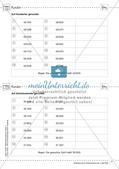 Mathematik kooperativ: Orientierung im Zahlenraum bis 1 000 000 Preview 5