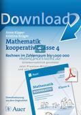 Mathematik kooperativ: Rechnen im Zahlenraum bis 1 000 000 Preview 1