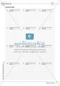 Mathematik kooperativ: Fläche und Umfang Preview 14