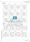 Mathematik kooperativ: Fläche und Umfang Preview 16