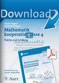 Mathematik kooperativ: Fläche und Umfang Preview 1