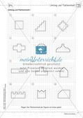 Mathematik kooperativ: Fläche und Umfang Preview 5
