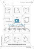 Mathematik kooperativ: Fläche und Umfang Preview 7