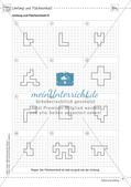 Mathematik kooperativ: Fläche und Umfang Preview 8