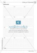 Mathematik kooperativ: Fläche und Umfang Preview 9