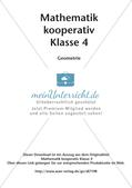 Mathematik kooperativ: Geometrie Preview 2