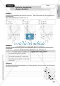 Mathe an Stationen: Lineare Gleichungssysteme Preview 7