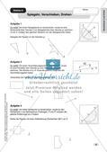 Geometrie an Stationen: Geodreieck und Zirkel Preview 11