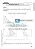 Geometrie an Stationen: Geodreieck und Zirkel Preview 13