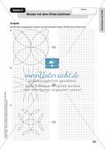 Geometrie an Stationen: Geodreieck und Zirkel Preview 14