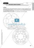 Geometrie an Stationen: Geodreieck und Zirkel Preview 15