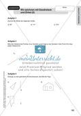 Geometrie an Stationen: Geodreieck und Zirkel Preview 17