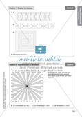 Geometrie an Stationen: Geodreieck und Zirkel Preview 18