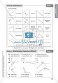 Geometrie an Stationen: Geodreieck und Zirkel Preview 19