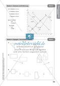 Geometrie an Stationen: Geodreieck und Zirkel Preview 20