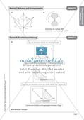 Geometrie an Stationen: Geodreieck und Zirkel Preview 21