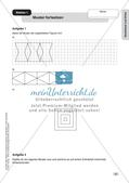 Geometrie an Stationen: Geodreieck und Zirkel Preview 5