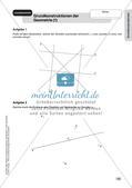 Geometrie an Stationen: Grundkonstruktionen Preview 15