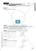 Geometrie an Stationen: Grundkonstruktionen Preview 16