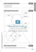 Geometrie an Stationen: Grundkonstruktionen Preview 19