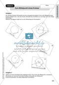 Geometrie an Stationen: Grundkonstruktionen Preview 7
