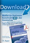 Geometrie an Stationen: n-Ecke Preview 1