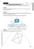 Geometrie an Stationen: Konstruktionen Preview 15