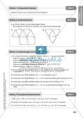 Geometrie an Stationen: Konstruktionen Preview 16